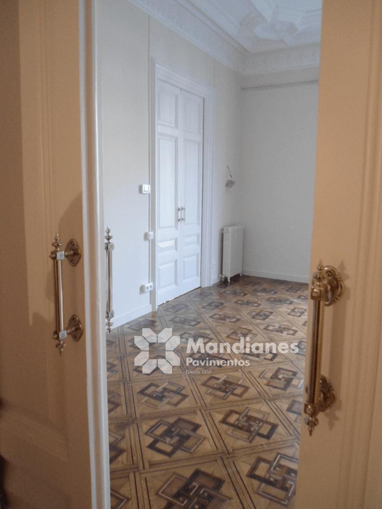 Mandianes Pavimentos, Parquets y Puertas - Производство или восстановление маркетри