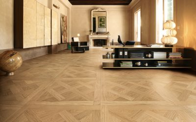 Los suelos de madera se reinventan